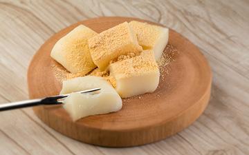 北海道ミルクず餅